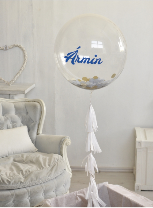 Buboréklufi - világoskék