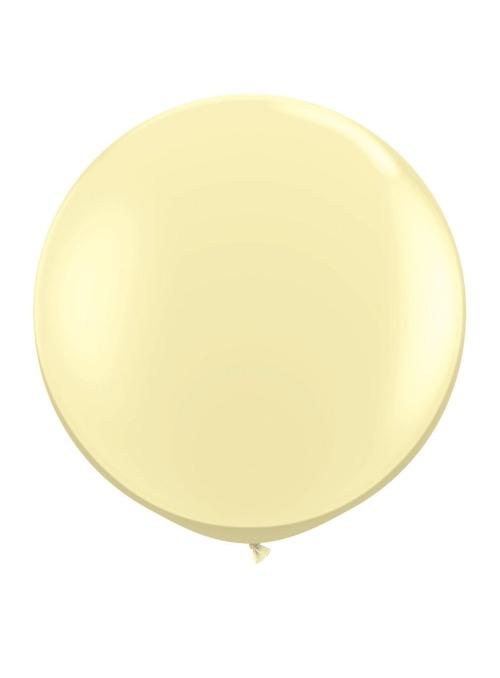 óriás ivory silk lufi