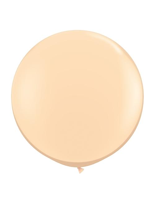 óriás blush lufi